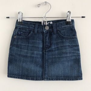 Baby Gap 100% Cotton Denim Mini Skirt 2T
